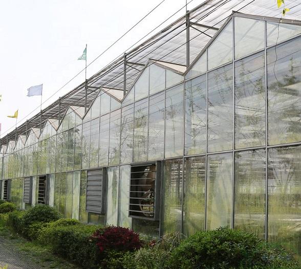 گلخانه پلی کربنات